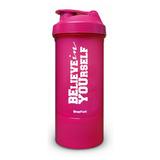Garrafa Agua Academia Coqueleira Esportiva Rosa Suplemento