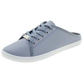 6c708f698 Tênis Feminino Mule Moleca - 5660102 Azul · R  39 99