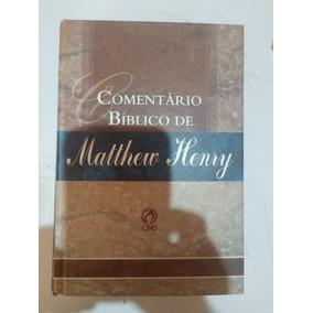 Kit De Comentários Bíblicos (7 Comentários)