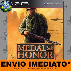 Jogo Medal Of Honor Promoção Pronta Entrega Ps3 - Digital