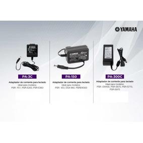Adaptadores Para Teclados Yamaha Pa-3c, Pa-150, Pa-300c