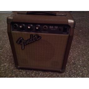 Amplificador De Guitarra Fender Sa-10