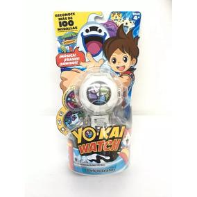 Yokai Watch Reloj Electronico Sonido Hasbro Original