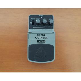 Pedal De Guitarra Behringer- Ultra Octaver