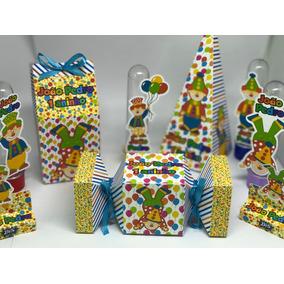 Kit Festa Caixinhas Personalizada Todos Os Temas 189