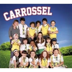 trilha sonora novela carrossel 2012