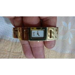 Relogio Dolce Gabbana Dourado - Relógios De Pulso no Mercado Livre ... f0750fb38d