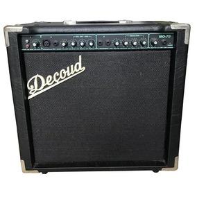 Amplificador Decoud Mo-70 Multiple 70w. 2 Meses De Uso