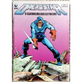 Dreadstar - Editora Globo - Ótima Coleção Completa