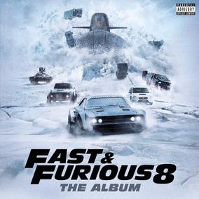 cd trilha sonora do filme velozes e furiosos 4