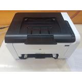 Impresora Laser Color Cp2015 Wi Fi . Funcionando