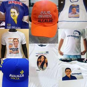 Camiseta Publicitaria Campaña