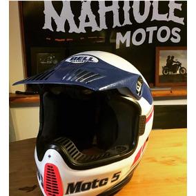 313f9b7060e09 Casco Bell Moto 5 Original Retro Motocross