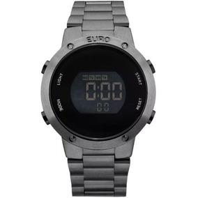 b04c3ae6e9 Relogio Euro Feminino Escuro - Relógios De Pulso no Mercado Livre Brasil