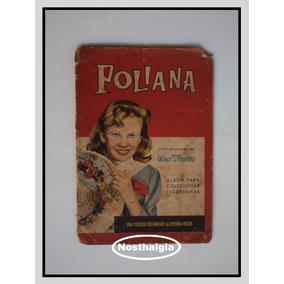 Álbum Poliana - Raro - Vecchi - F(0057)
