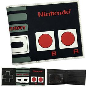 Cartera Nintendo Envio Gratis Nes Billetera Control Nueva