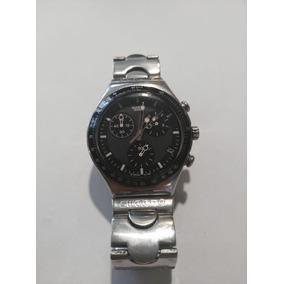 Irony Swatch Hombre 4 Made V8 Jewels Reloj Swiss Cronógrafo OiwXTkZuP