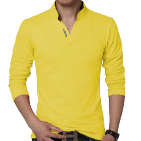 16b8cfa015 Camisa Polo Slim Fit - Pólos Masculinas no Mercado Livre Brasil