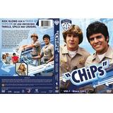 Dvd Chips - Serie Dublada Digital ( 4 Temporadas Box )