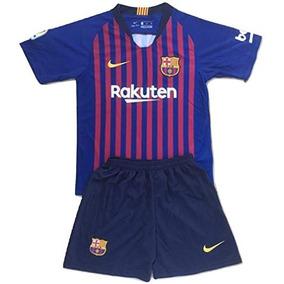 Kidsyouths Fc Barcelona 20182019 Conjunto De Camiseta Y 72182974af1