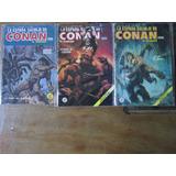 La Espada Salvaje De Conan El Barbaro 35 Numeros