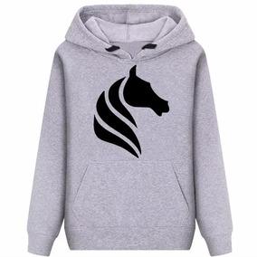 Blusa De Frio Moletom Cavalo - Mega Promoção! f695ff3a31c