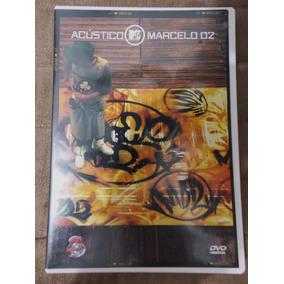 Dvd Marcelo D2 Mtv Acústico