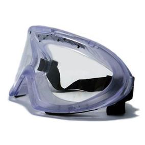 Óculos De Proteção Ampla Visão Com Válvula Em Silicone - Óculos no ... 5710dd21c9