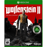 Wolfenstein 2 The New Colossus Xbox One (en D3 Gamers)