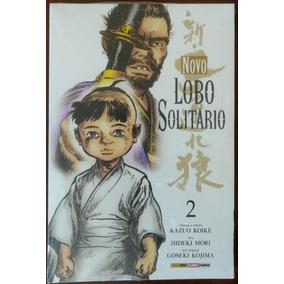 Novo Lobo Solitário - Volume 2 - Panini