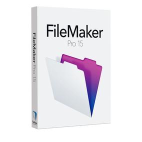 Filemaker Pro 15 Box - Apple (hjva2zm/a)
