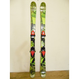 Tabla Ski Esquiar Niño K2 Head Talla 2- 7.5usa 126cm I674