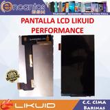 Pantalla Lcd Likuid L4 Performan Somos Tienda 100% Original