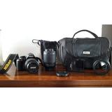 Camara De Fotos Digital Profesional Nikon D3100