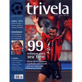 Coleção Da Revista Trivela - Escaneada, Digitalizada