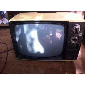 Tv Televisão Superstar Antiga Vintage P Decoraçao