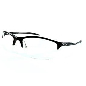 1e55a8f03359b Oculos Oakley De Grau Meio Aro - Óculos no Mercado Livre Brasil