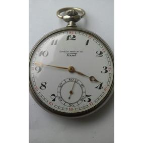 c50a6ac998b Relogio Omega - Relógios De Bolso no Mercado Livre Brasil