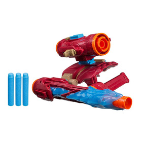 Marvel Infinity War Lanzador Nerf Iron Man - Mosca
