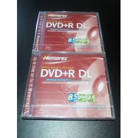 Dvd+r Dl Memorex 8.5 Gb