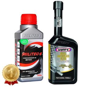 Kit Militec-1 + Wynns Limpador Diesel Dpf C/nf Frete Gratis!