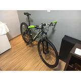 Bicicleta Mtb Aro 29 Freios A Disco Deore Hidráulicos