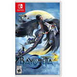 Bayonetta 2 Nintendo Switch Nuevo Sellado Delivery Stock Ya