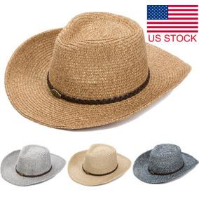 Sombrero Deformable Panamá Paja Estilo Viajes Al... (khaki) por eBay 70b4c041c45