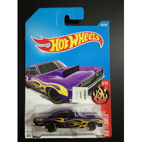 Hot Wheels 68 Dodge Dart 160/365