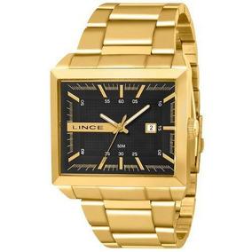 Relógio Lince Masculino Mqg4267s P1kx Original + Nf