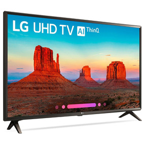 Tv Lg 49 Inteligente Wifi 4k Ultra Hd Smart (2018 Modelo)