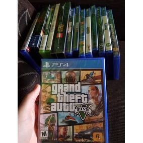Gta 5 Ps4 Usado Playstation 4 Ps4 Juegos Usado En Mercado Libre