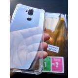 Capinha Zenfone 5 Selfie Pro Zc600kl Impacto + Película Gel