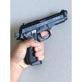 Pistola Full Metal Taurus Pt 99 Airsoft Blowback